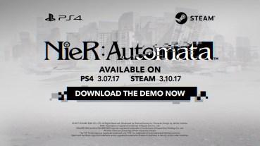 NieR Automata Steam Release Date