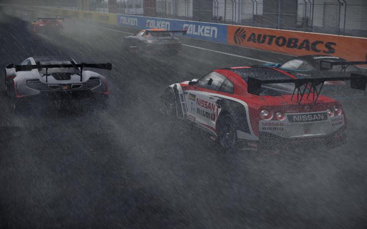 PC2_SCRNSHT_Nissan_GT-R_GT3_McLaren_650S_GT3-Fuji_Speedway