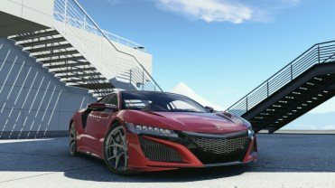Project CARS 2 Acura NSX 2