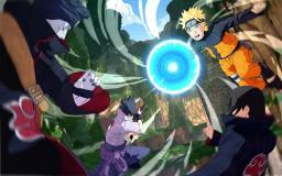 NarutoSasuke_vs_ItachiKisame