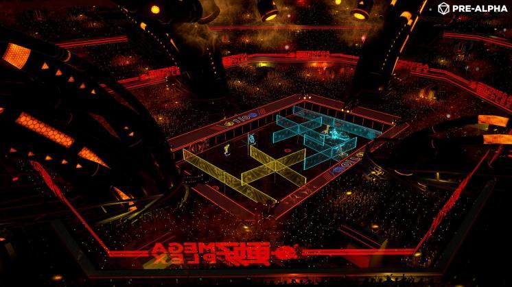 Stadium View - Hao Dong