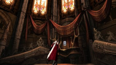 Devil May Cry HD Collection Screen 2