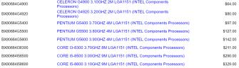 Intel-CoffeelakeS-Series