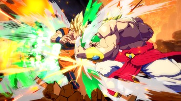 Dragon Ball FighterZ Broly Screen 3