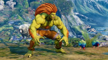 Street Fighter V Blanka Screen 11