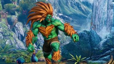 Street Fighter V Blanka Screen 3