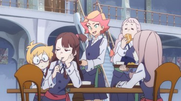 Little Witch Academia Chamber of Time Screen 1