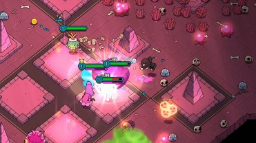 The Swords of Ditto - Screen 6
