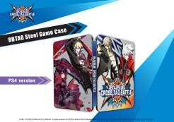 BBTAG Steel Game Case - PS4