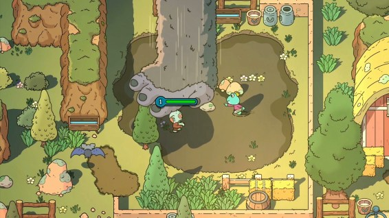 The Swords of Ditto - Screen 7