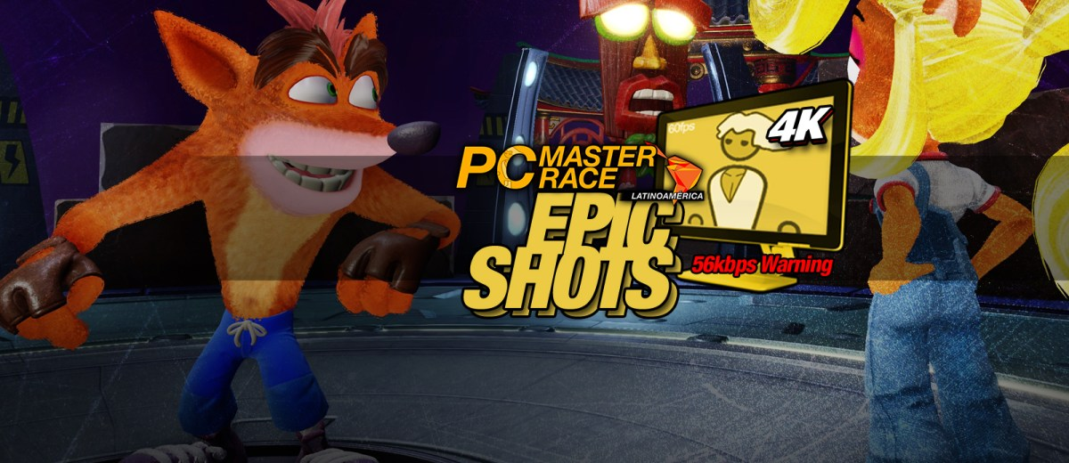 Epic Shots – Crash Bandicoot N  Sane Trilogy | PC Master