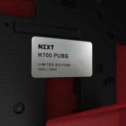 H700 PUBG_system-Plaque