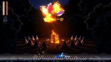 Mega Man 11 Screen 2