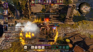 Divinity Original Sin II Definitive Edition Revamped Arena Mode Screen 12