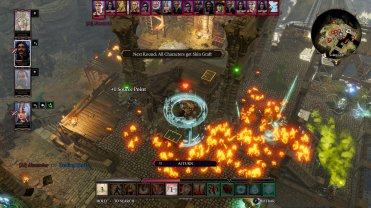 Divinity Original Sin II Definitive Edition Revamped Arena Mode Screen 2