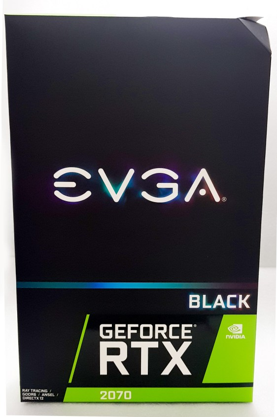 EVGA GeForce RTX 2070 BLACK – Review | PC Master Race
