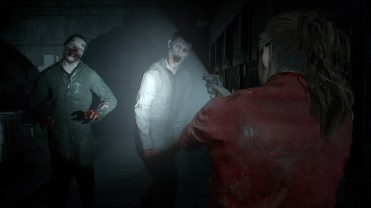 Resident Evil 2 Screen 2