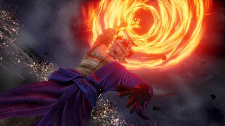 Jump Force Kenshin and Shishio Screen 14