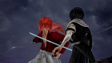 Jump Force Kenshin and Shishio Screen 2