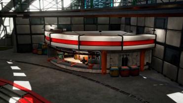 Jump Force Lobby Screen 3