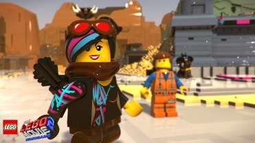 The LEGO Movie 2 Videogame Screen 1