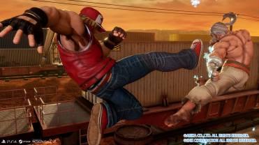 Fighting EX Layer DLC Screen 2