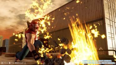 Fighting EX Layer DLC Screen 4