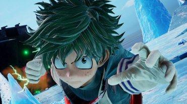 Jump Force Izuku Midoriya Screen 3