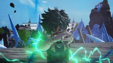 Jump Force Izuku Midoriya Screen 4