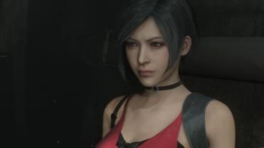 Resident Evil 2 Remake Leaked Screen 1