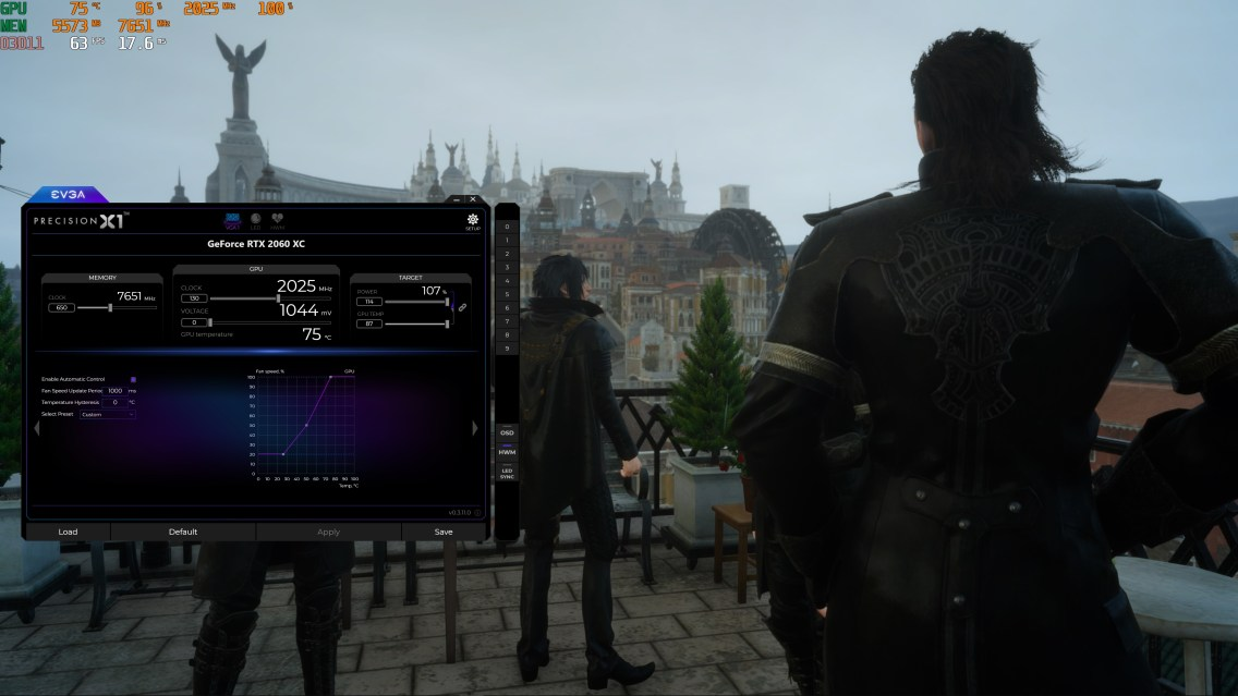 2060 XC Gaming FFXV Custom