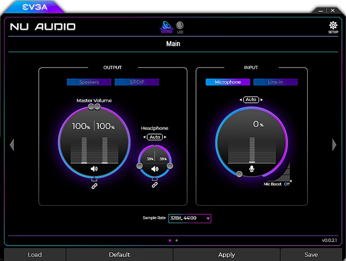 nu_audio_software_screens