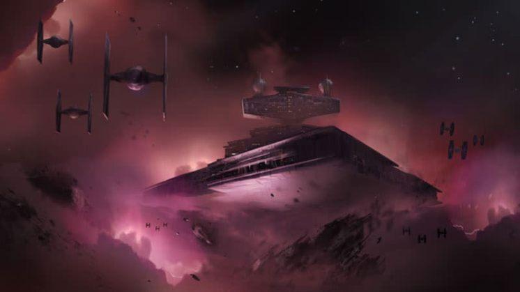Arte Conceptual de Ragtag, otro de los títulos de Star Wars cancelados por EA.