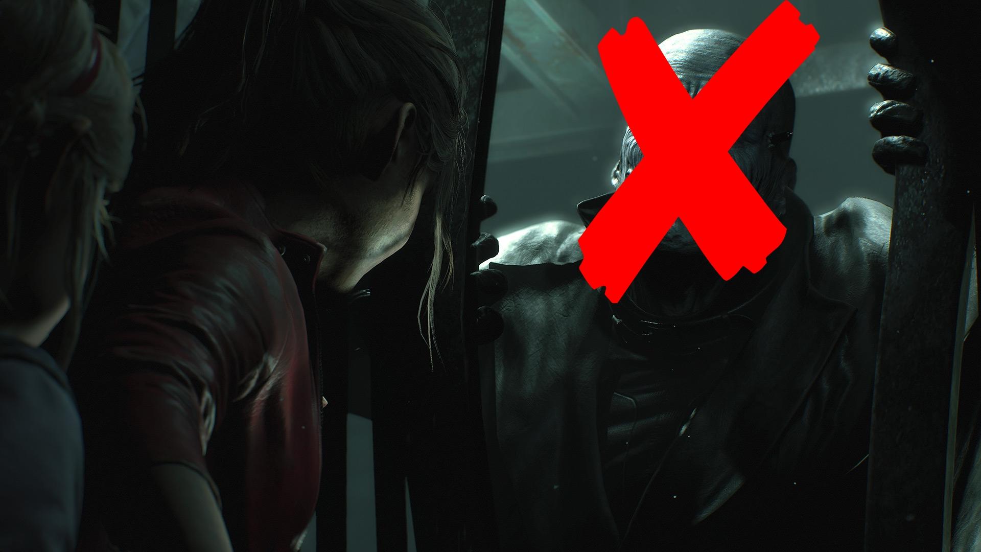 Resident Evil 2 Remake Nuevo Mod Para Deshacerse Por Completo De