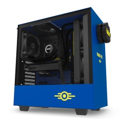 H500-Vault Boy-System-with puck