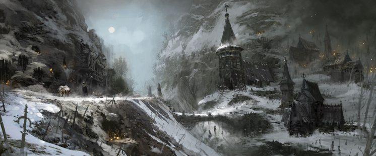 Diablo IV Fractured Peaks