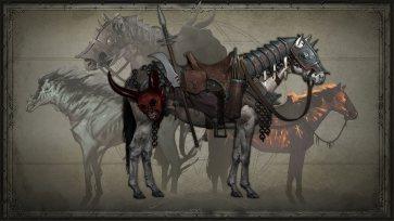 Diablo IV Mount Presentation