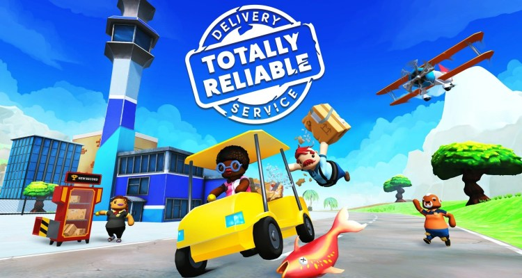 Totally Reliable Delivery Service se puede canjear GRATIS ...