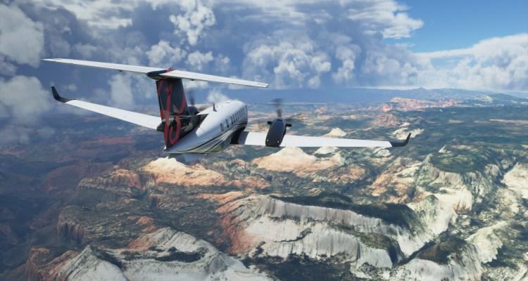 Microsoft Flight Simulator también llegará a Steam y ...