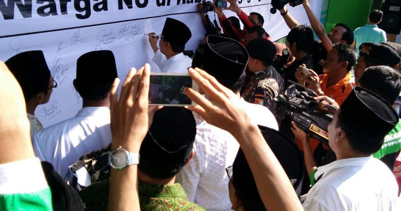 Gus Ipul dan Sahri Mulyo Menolak FULL DAY SCHOOL