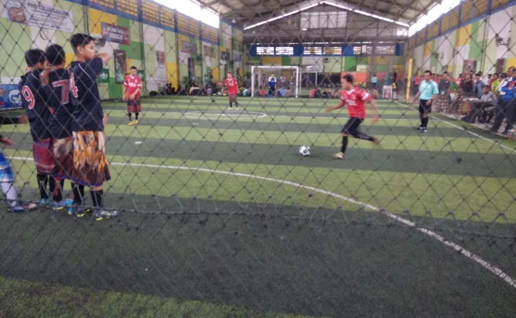 NU Tulungagung Gelar Futsal Sarungan