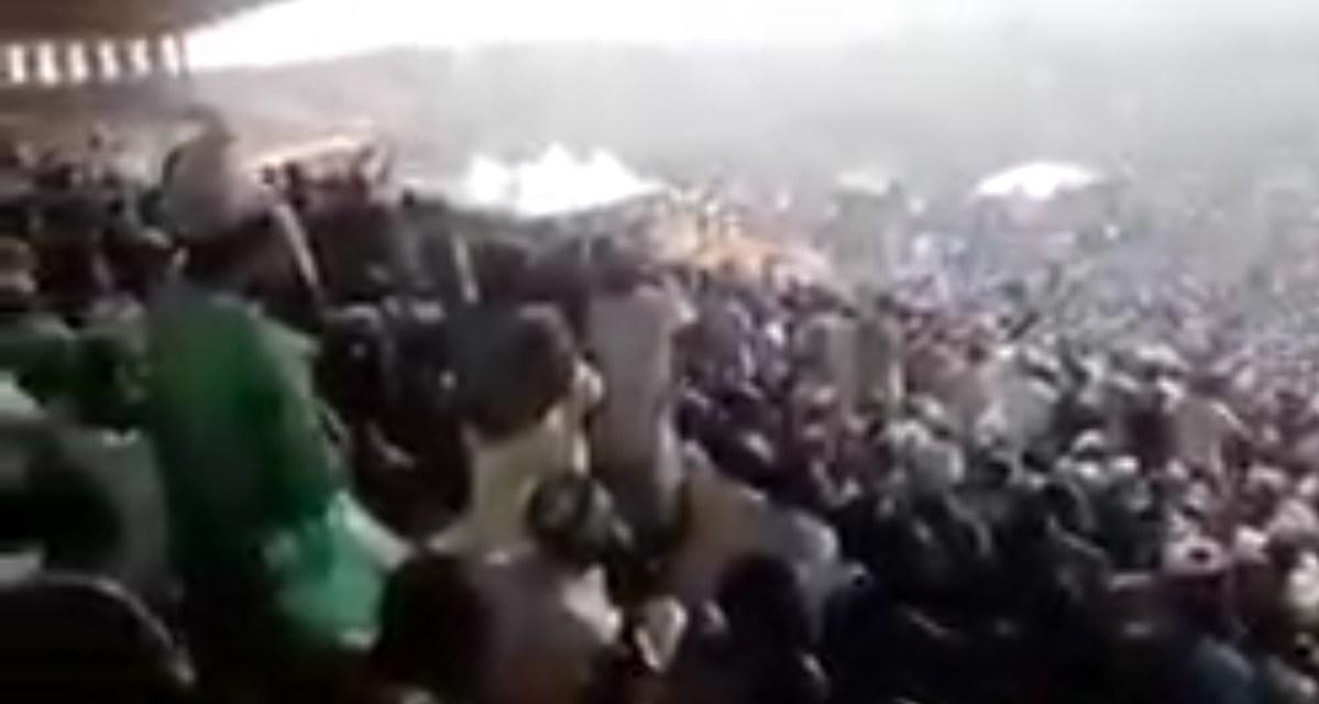 Perayaan Maulid Nabi di Afrika
