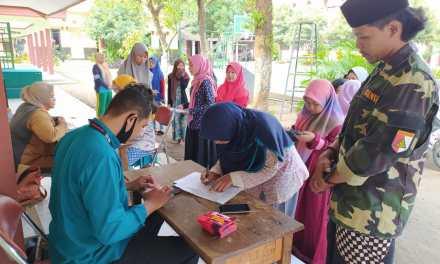 Peduli Pendidikan, Banser Ngantru Berikan Kuota Murah bagi Pelajar