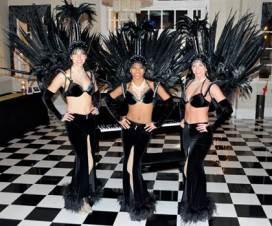 showgirls - black