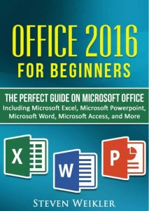 Office 2016 For Beginners