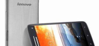 Dahului CES, Lenovo Pamerkan Smartphone LTE Pertamanya
