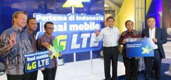 XL Segera Luncurkan 4G LTE