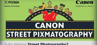 Yuk, Ikutan Lomba Canon Street Pixmatography