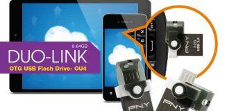 PNY Luncurkan Flash Drive OTG USB 3.0