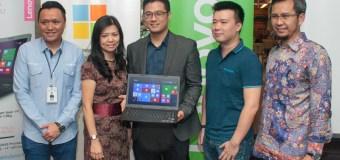 Lenovo Hadirkan ideapad 100 untuk Kawula Muda
